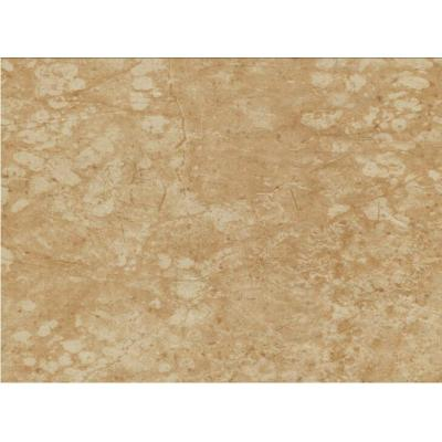 hanflor slate embossed pvc floor tile marble looking smooth for kitchen in light yellow HVT2065-4
