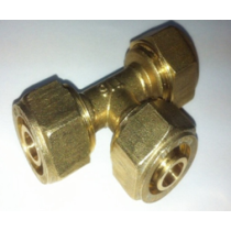 hot sale ppr-al-ppr composite pipe fittings equal tee