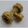 hot sale ppr-al-ppr composite pipe fittings reducer tee