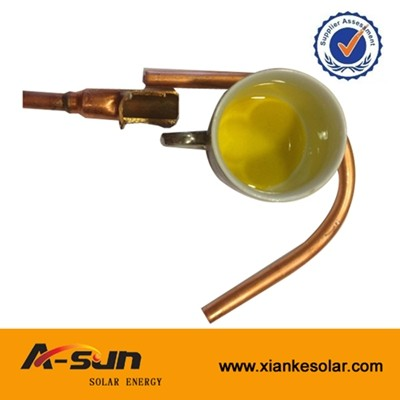 A-SUN 15/20/24/30 Tubes Compact and Pressure Solar water heater