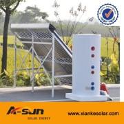 A-SUN Solar Keymark Split and Pressure Solar Water Heater