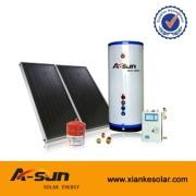 A-SUN Flat Plate Split and Pressure Solar water heater