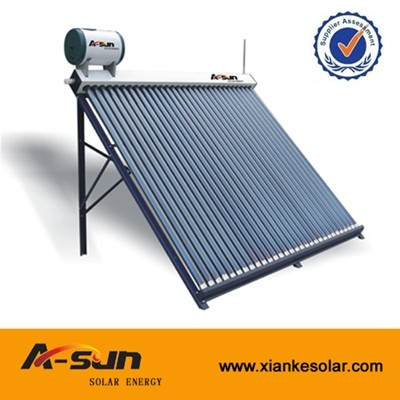 A-SUN SRCC Green Cycle Low Pressure  Solar Collector