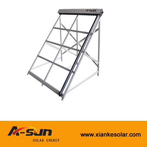 A-SUN Good Quality 15/20/30 U-Pipe Solar Collectors From China Manufacturer