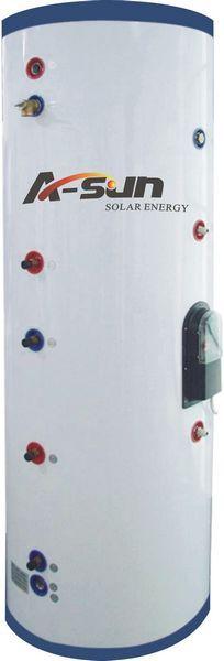 A-SUN 100/150/200/260/300/400/500L Solar Water Storage Tank