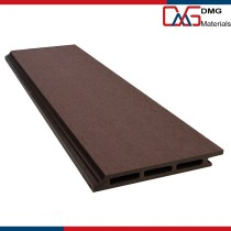 DMG WPC Decking extruded wood plastic composite decking
