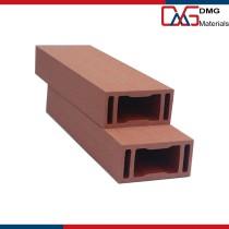 K50-100 DMG WPC Decking extruded wood plastic composite decking