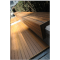 K60-160 DMG WPC Decking extruded wood plastic composite decking