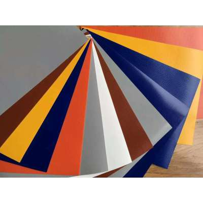 Factory Price PVC Coated Fabrics Tarpaulin for Truck Cover\Tents\Banners Tb033