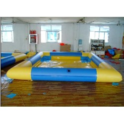 PVC Tarpaulin Used For Inflatable Swimming Pool TOP035