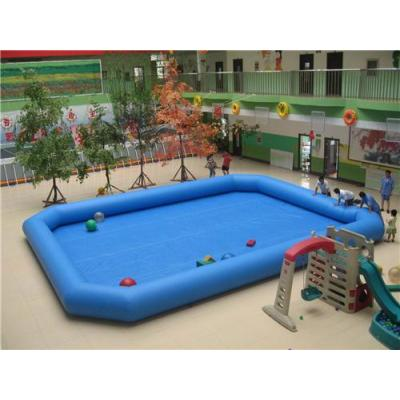 Anti-UV PVC Coated Tarpaulin for Outdoor Swimming Pool Cover TOP034