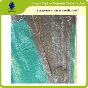Hot selling pe tarpaulin coloured tarpaulin with cheap price TOP167