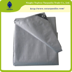 PE material waterproof tarpaulin TOP164