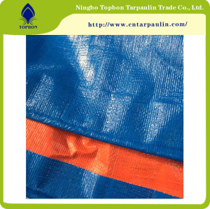 Waterproof  PE Tarpaulin for cargo cover  TBN90