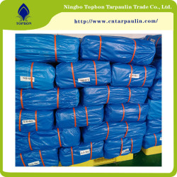 PE Tarpaulin with Double waterproof surfaces TBN13