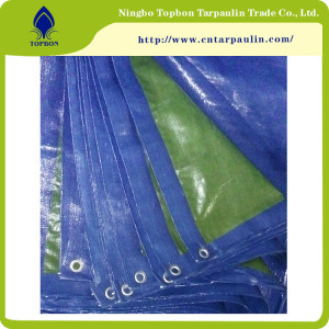 factory price PE woven coated fabric protect leak TBN12