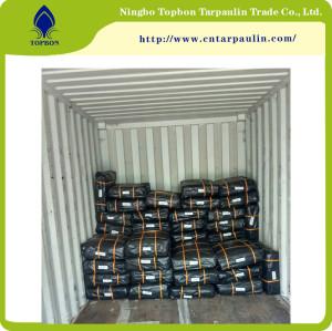 High Quality 500D green PE Tarpaulin all season protection TB005