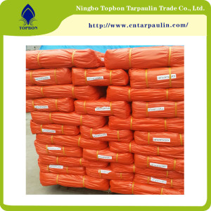 High Quality Silver PE Tarpaulin Sheet TB333