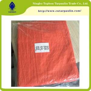 Coated Waterproof Tarp Fabric PE Tarpaulin TB999