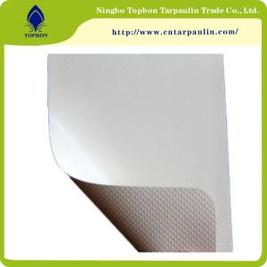 China Factory Waterproof PVC Tarpaulin TB0067