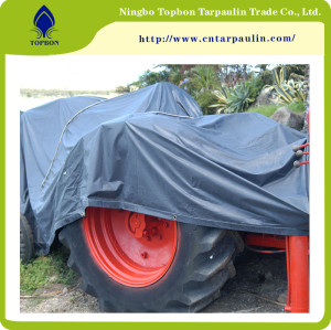 Fireproof PVC Knife Coated Fabric Tarpaulin TOP158