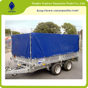 PVC laminated tarpaulin  pvc tarpaulin TOP157