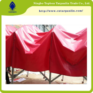 PVC Tarpaulin for Outdoor Sunshade TB0082