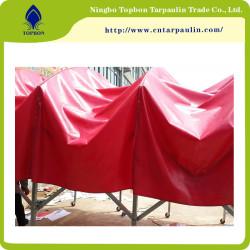 PVC Tarpaulin for Outdoor Sunshade TB0082