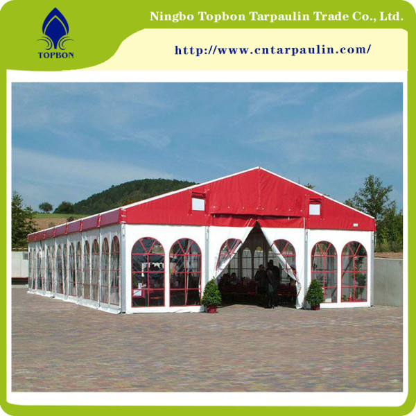 PVC Coated Tarpaulin for Tents TB0073