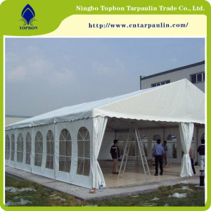 China Manufacturer Pvc Coated Fabric for tent TB0086