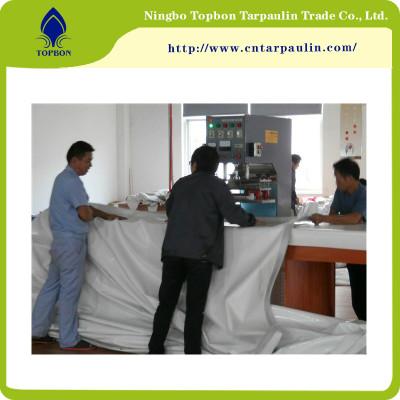 PVC Coating Fabrics for Tents TB0053
