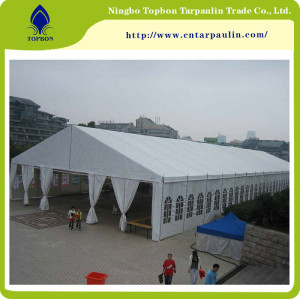 PVC Coated Tarpaulin Outdoor Tent TB3339