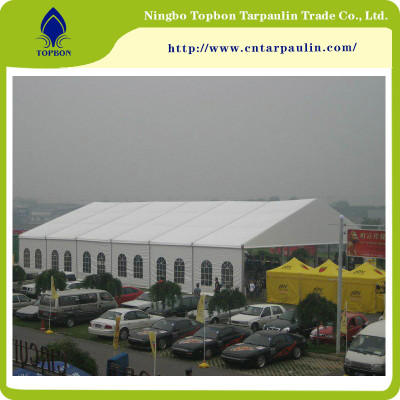 PVC coated fabric for tent