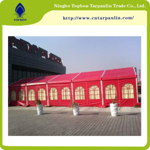 Outdoor tent tarpaulin