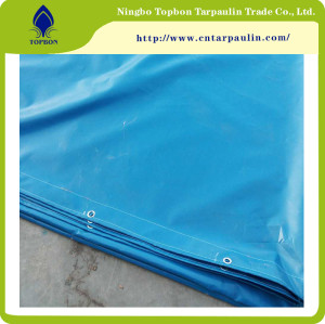 Waterproof Double Side PVC Coated Fabric TOP333