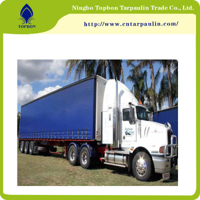 Waterproof High Quality Glossy Coated Laminated PVC Tarpaulin for Truck Cover TOP334