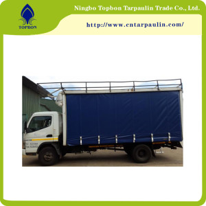 PVC Coated Fabrics Tarpaulin for Truck Cover TOP337