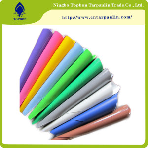 Good Quality High Strength Durable PVC Tarpaulin Roll TOP341
