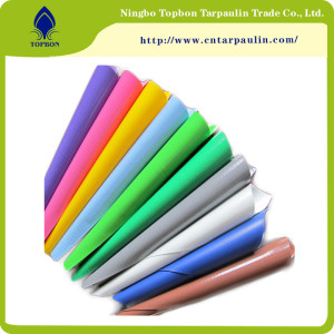 Good Quality High Strength Durable PVC Tarpaulin Roll TOP341