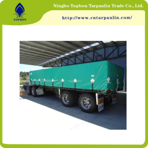 High Quality Hot Sale PVC Laminated Tarpaulin for Truck Cover  TOP343