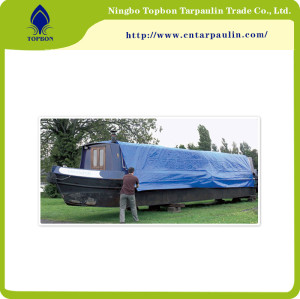 Waterproof Coated Tarpaulin for Boat Cover TOP342