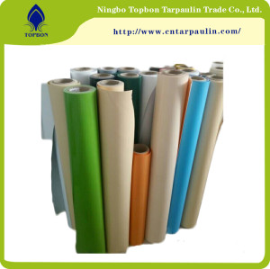 Manufacture Cheap PVC Tarpaulin Roll Stock lot TOP344