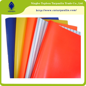 PVC coated fabric for Amusement Equipment