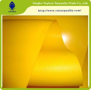 PVC coated fabric for Amusement Equipment