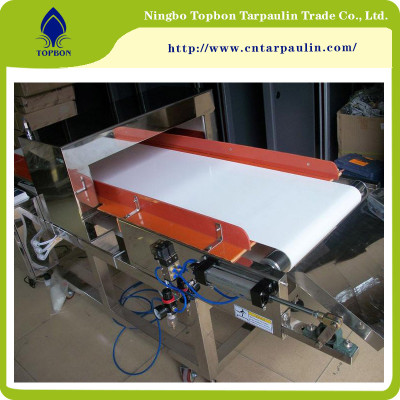 Good Quality PVC Coated Tarpaulin for Conveyor Belt with Popularity TOP044