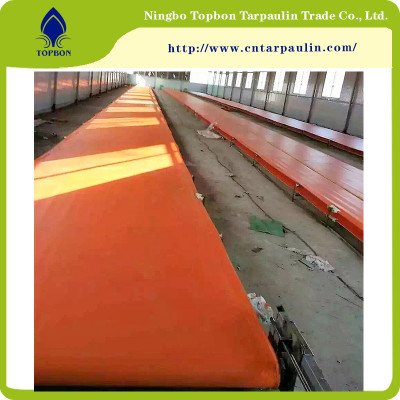 coal mine conveyor belt from pvc coated fabric TOP042