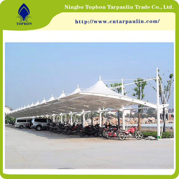 High Frequency Truck Cover Welding Machine PVC Coated Tarpaulin for Membrane Structure TOP005