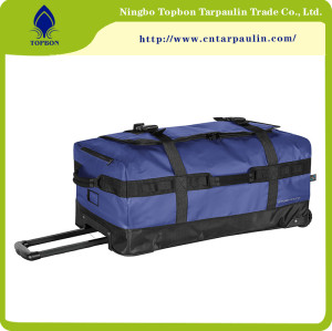 New Design PVC Tarpaulin Dry Luggage Bag  TOP018