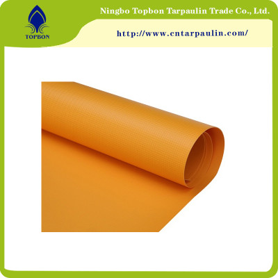 PVC Coated Polyester Tarpaulin Used for Bags TOP023