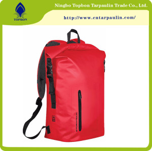 PVC Tarpaulin Waterproof Dry Bag for Camping & Hiking TOP017